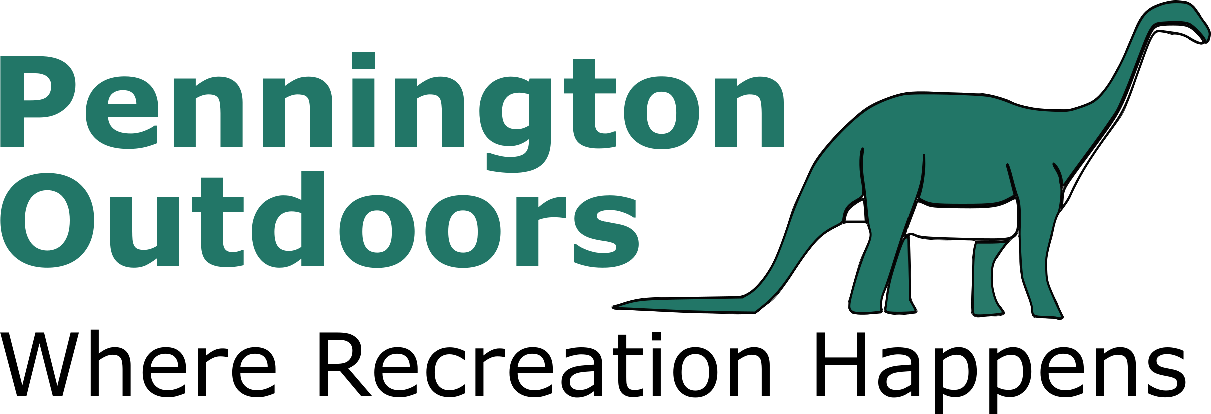 Pennington Outdoors web site thumbnail